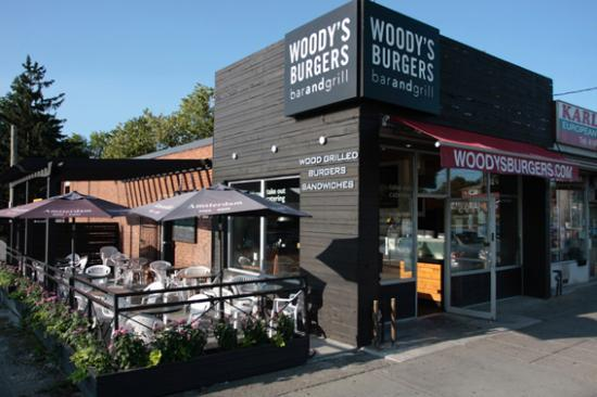 Woody's Burgers Bar and Grill