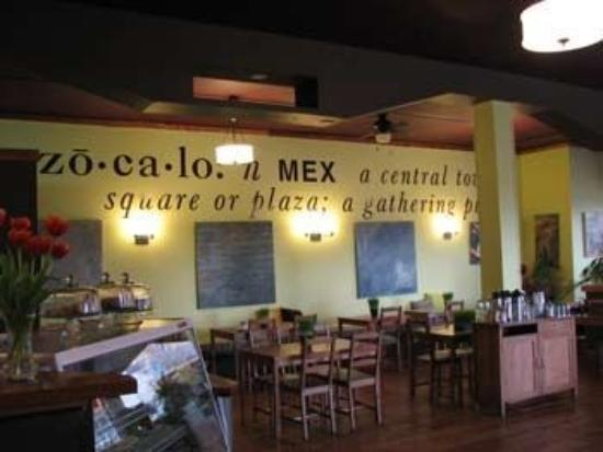 The Zocalo Cafe and Gallery Photo