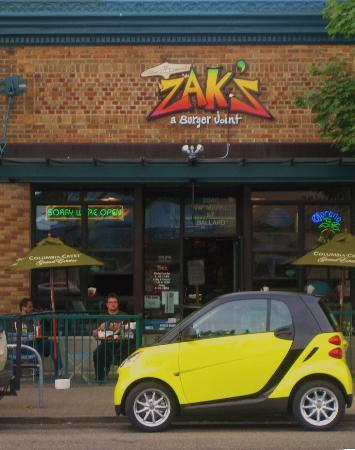Zak's A Burger Joint