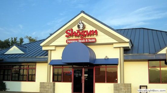 Shogun Japanese Steak & Sushi