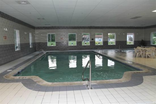 Super 8 Grayling: Pool