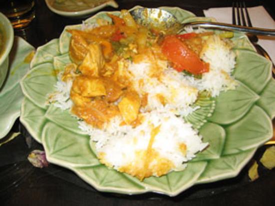 Chang-Thaikuche Bild
