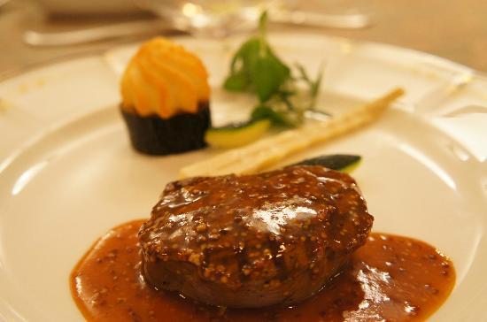 Kashihara, Japan: 夕食