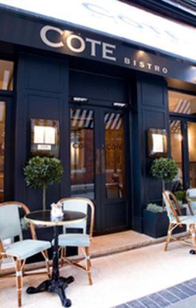 Cote Brasserie - St Martin's Lane