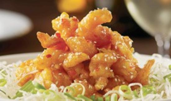 California Pizza Kitchen Caramelized Peach Salad Full