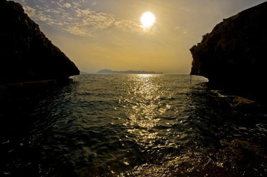 Terrasini, Italy: Il mare