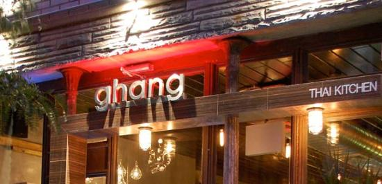Ghang Thai Kitchen