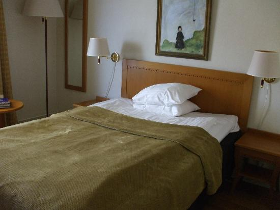 Grand Hotel Lund: Bedroom, 4th Floor, Rear