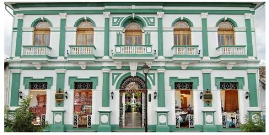 Restaurante El Tranvia Foto