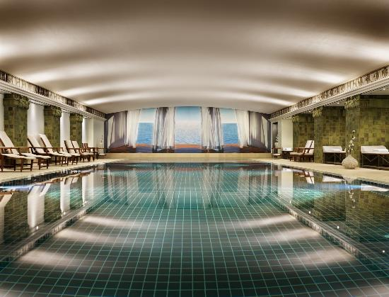 Park Hyatt Hamburg: Club Olympus Spa & Fitness Pool