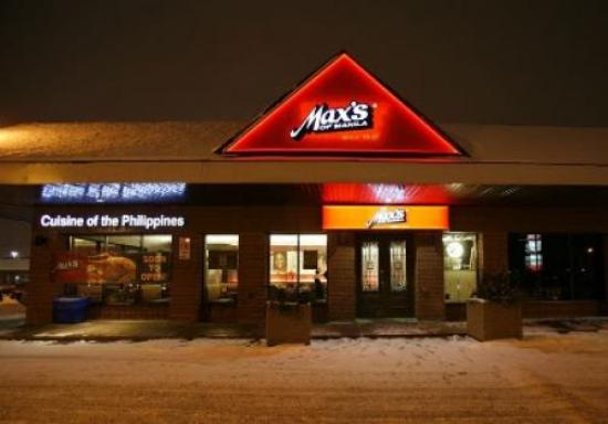 Max Restaurant Vaughan Ontario