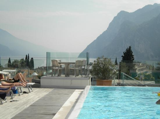 Hotel Kristal Palace - Tonelli Hotels: Hotel Kristal Palace, roof top pool