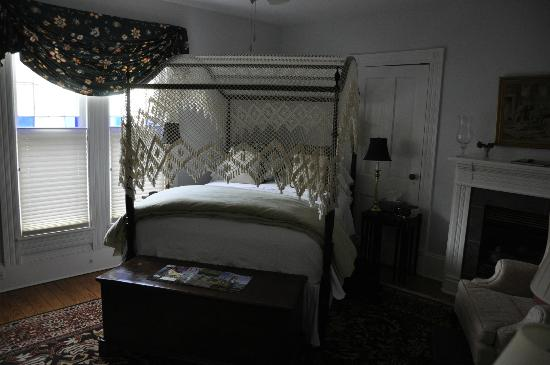 The Inn at Onancock: One of the second floor bedrooms
