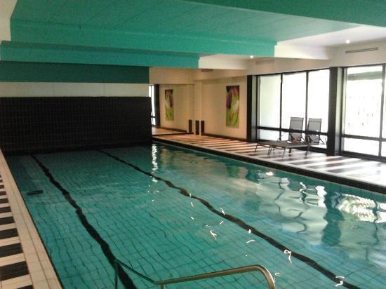 Bilderberg Hotel De Buunderkamp : Verwarmd binnenzwembad