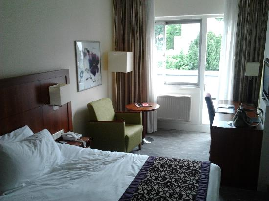 Bilderberg Hotel De Buunderkamp : Twee persoons standaardkamer