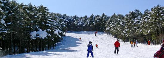 Blanche Takayama Ski Resort