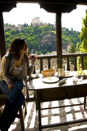 Mirador de Morayma: Traveler nos hace un reportaje