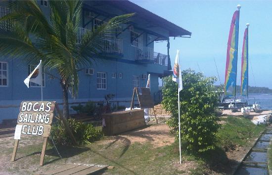 The Bocas Sailing Club Foto
