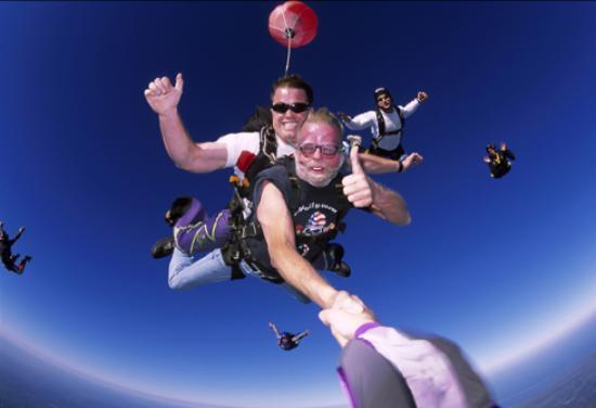 Boston Skydive Center-billede