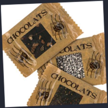 Musee du Chocolat Bovetti : Chocolats