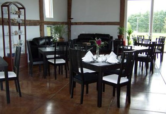 Brandon Music: A lovely setting for afternoon tea or lunch