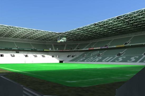 Borussia-Park Foto