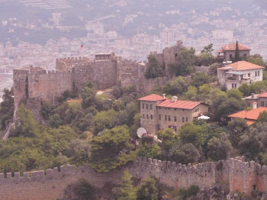 Barut Hemera: Alanya castle