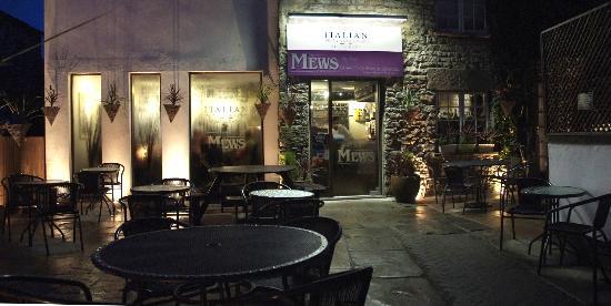 Italian Garden Restaurant Kirkby Lonsdale