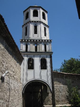 Chiesa SS. Constantin e Elena: clocher