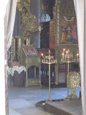 Chiesa SS. Constantin e Elena: intérieur