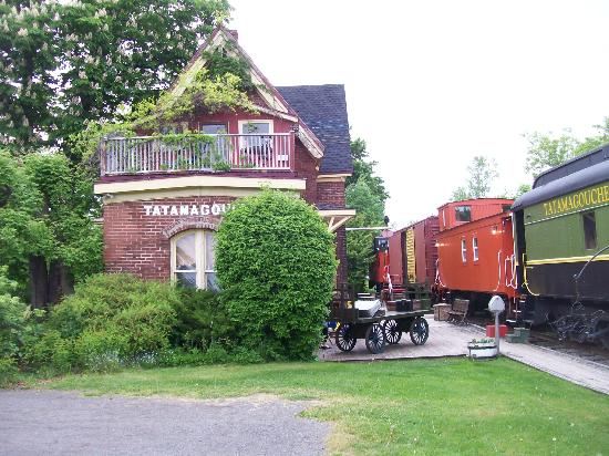 Train Station Inn and Caboose