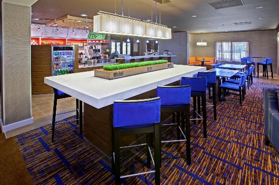 Courtyard Chicago Midway Airport: The Bistro
