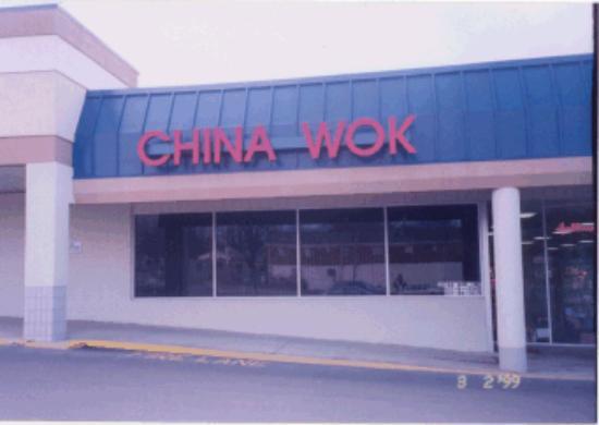 China Wok Foto