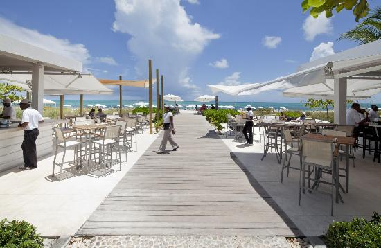 Gansevoort Turks + Caicos: Beach Bar and Grill