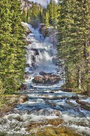 Inspiration Point: Hidden Falls