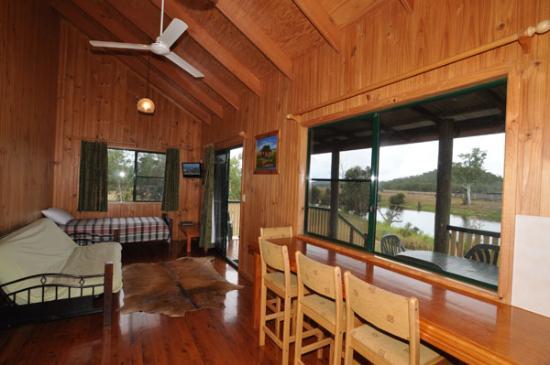 Henderson Park Farm Retreat: Cabin 1
