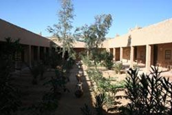 Auberge Berberes : chambre