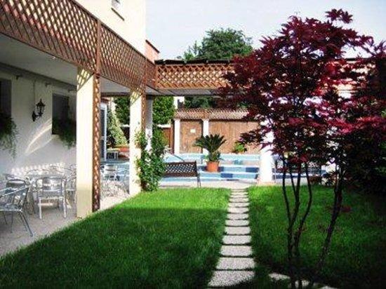 Hotel Terme Belvedere: giardino