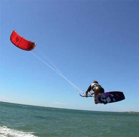 Posada Rancho Delfin: kite
