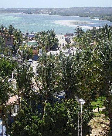 Posada Rancho Delfin: playa