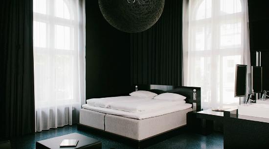 Comfort Hotel Grand Central: Black Suite
