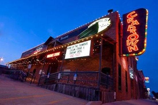Restaurants Near Chesapeake Okc