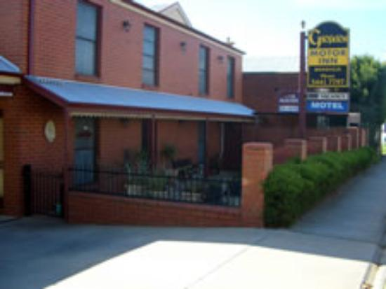 Goldfields Motor Inn Bendigo