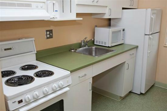 Glendenning Hall: Fully equipped efficiency apartments