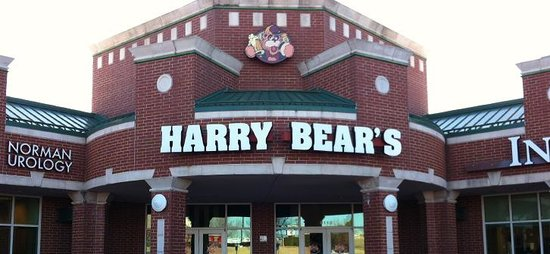 Harry Bear's All Amer Grill: Harry Bear's