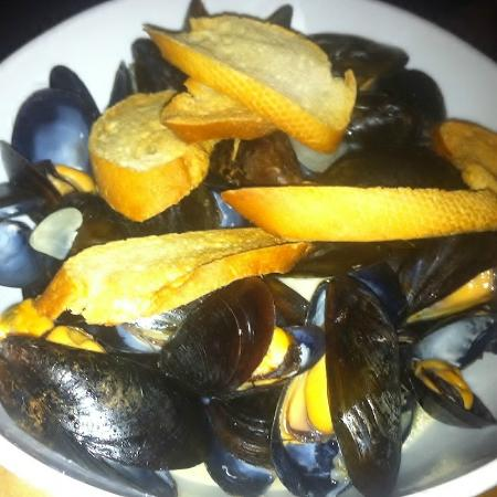Morgan's: Moules Frites