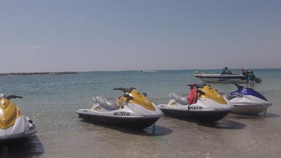 TUI MAGIC LIFE Penelope Beach: sortie jet ski