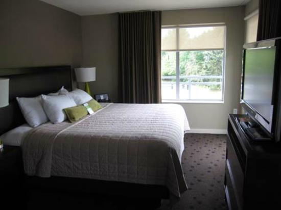 Hyatt House Seattle/Redmond: Comfy Bed