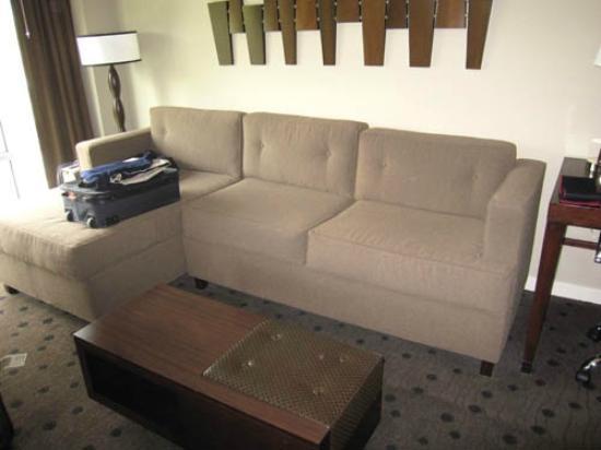 Hyatt House Seattle/Redmond: Sitting Area