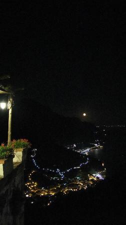 Ristorante Raffaele dell'Hotel Parsifal: un panorama bellissimo